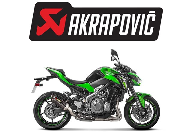 New Akrapovic Products For The 2017 Kawasaki Z900 | Performance Parts