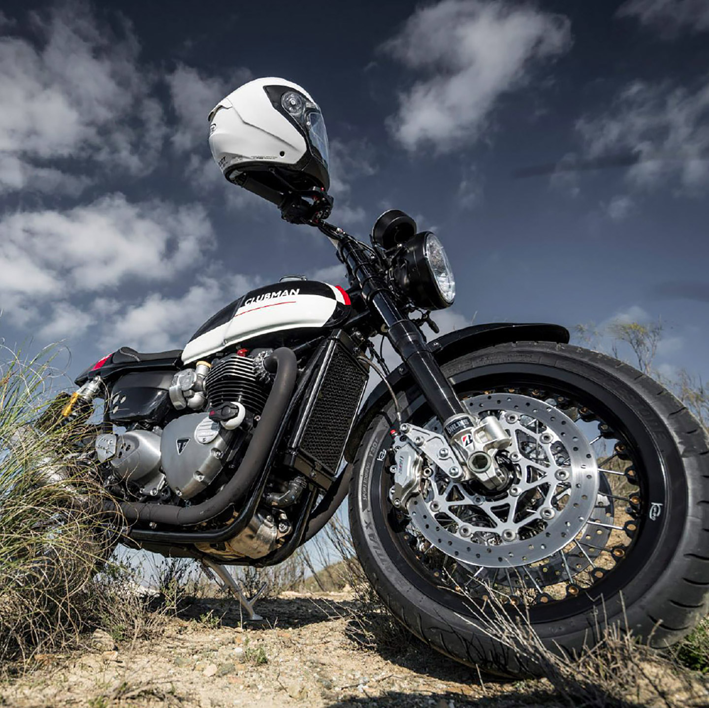 Free Shipping on Triumph Accessories for Bobbers, Thruxton